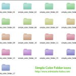 simple_color_folder_icons
